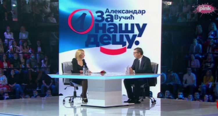 Serbia: It is important for citizens to go to the polls, Vučić says