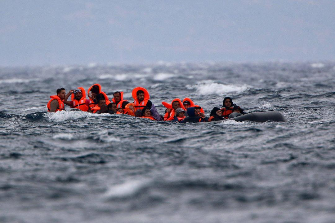 Turkey: Turkish Coast Guard rescued 56 persons on Friday