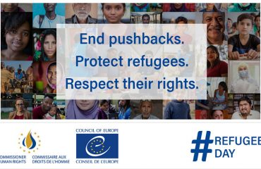 EU: Pushbacks and border violence against refugees must end
