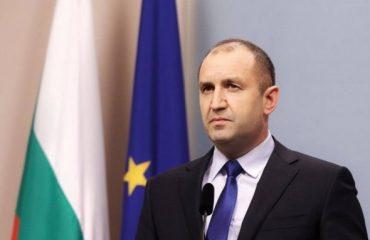 Bulgaria: Radev to veto texts of new Interior Ministry bill