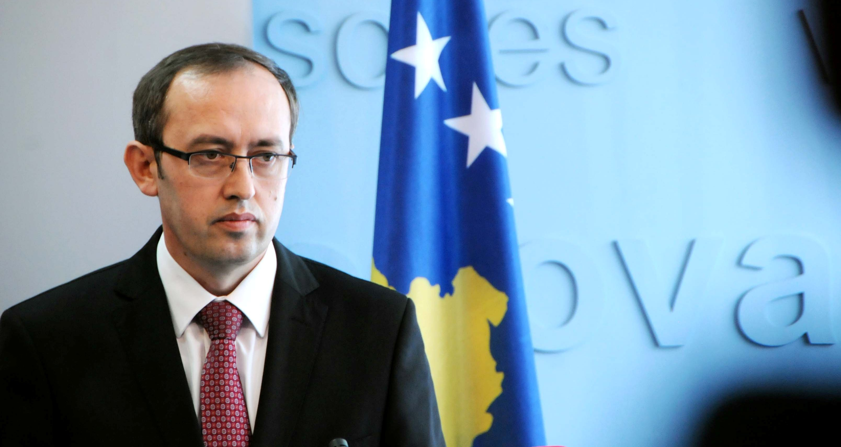 Kosovo: Hoti to visit Brussels before his trip to the United States