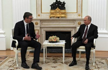 Serbia: The Kosovo issue at the center of Vučić's talks with Putin