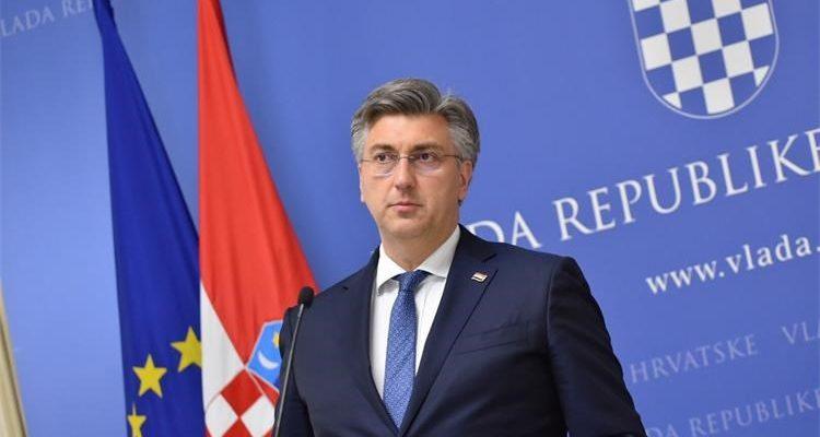 Croatia: No reason to postpone elections, Plenković says