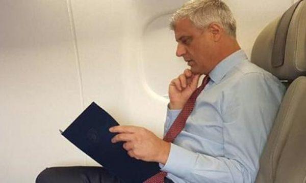 Kosovo: Thaci cancels his visit to Washington