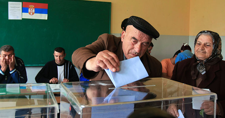 Serbia: By-elections to be held in 234 polling stations on July 1st