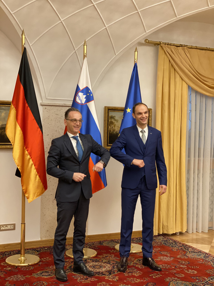 Slovenia: Trio Presidency Foreign Ministers held a first meeting