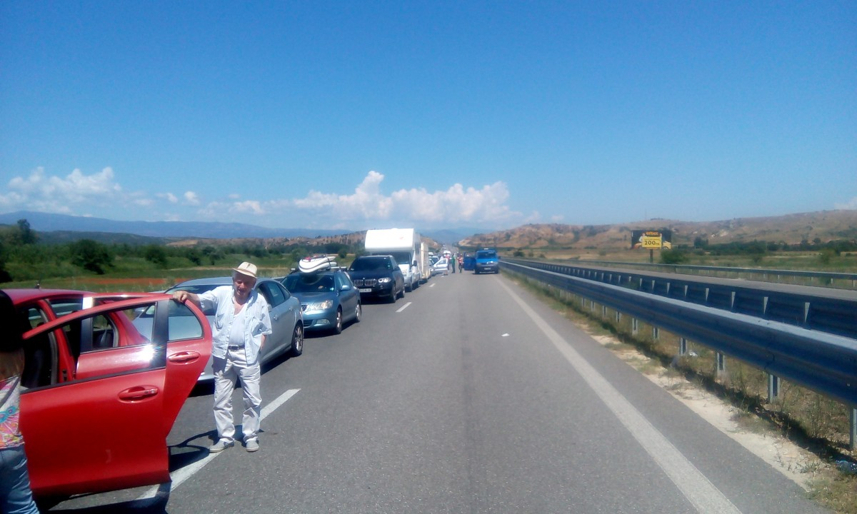 Bulgaria: Foreign Ministry summons Greek ambassador over the situation at the Promachonas crossing point