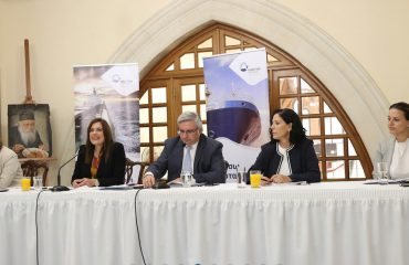 Cyprus ready to launch maritime connection with Greece