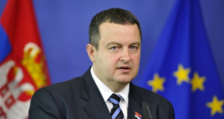Dacic: Serbia will apologize to no one for the conviction of offenders