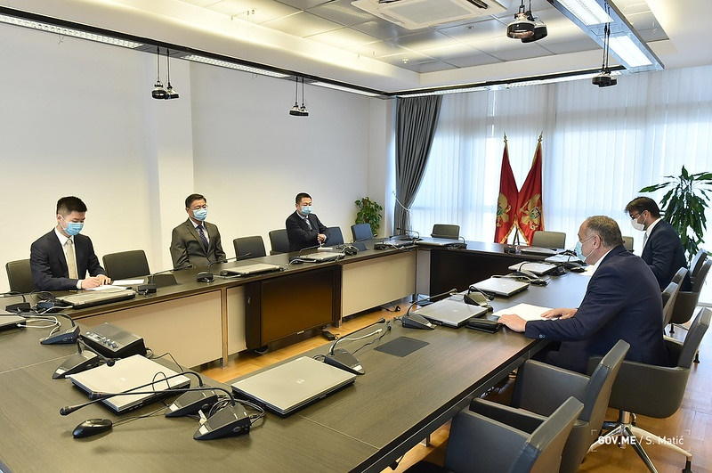 Montenegro: Covid-19 constitutes a global challenge, says Chinese Ambassador