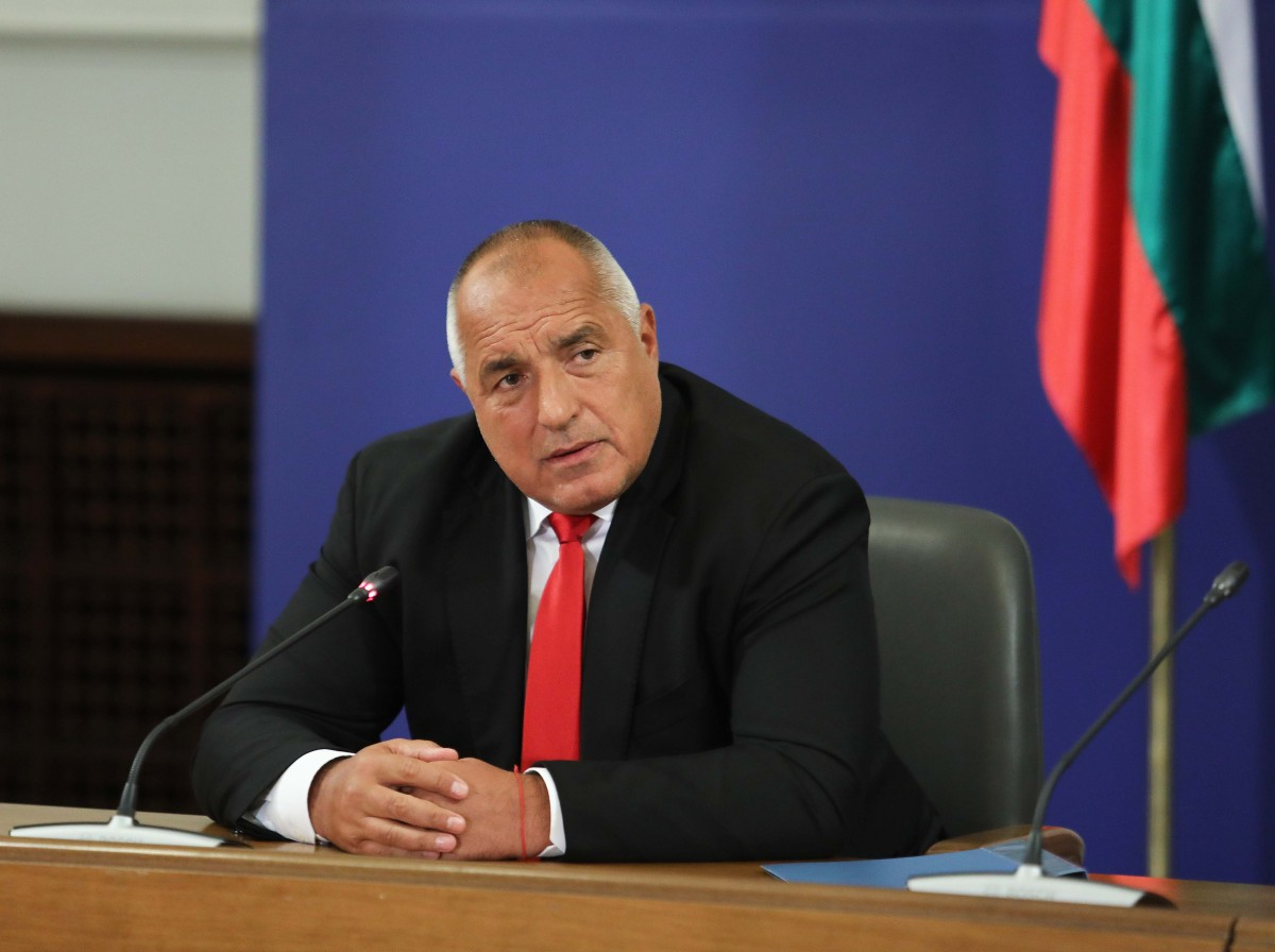 "Borissov: ""They want to block Bulgaria's European path"""