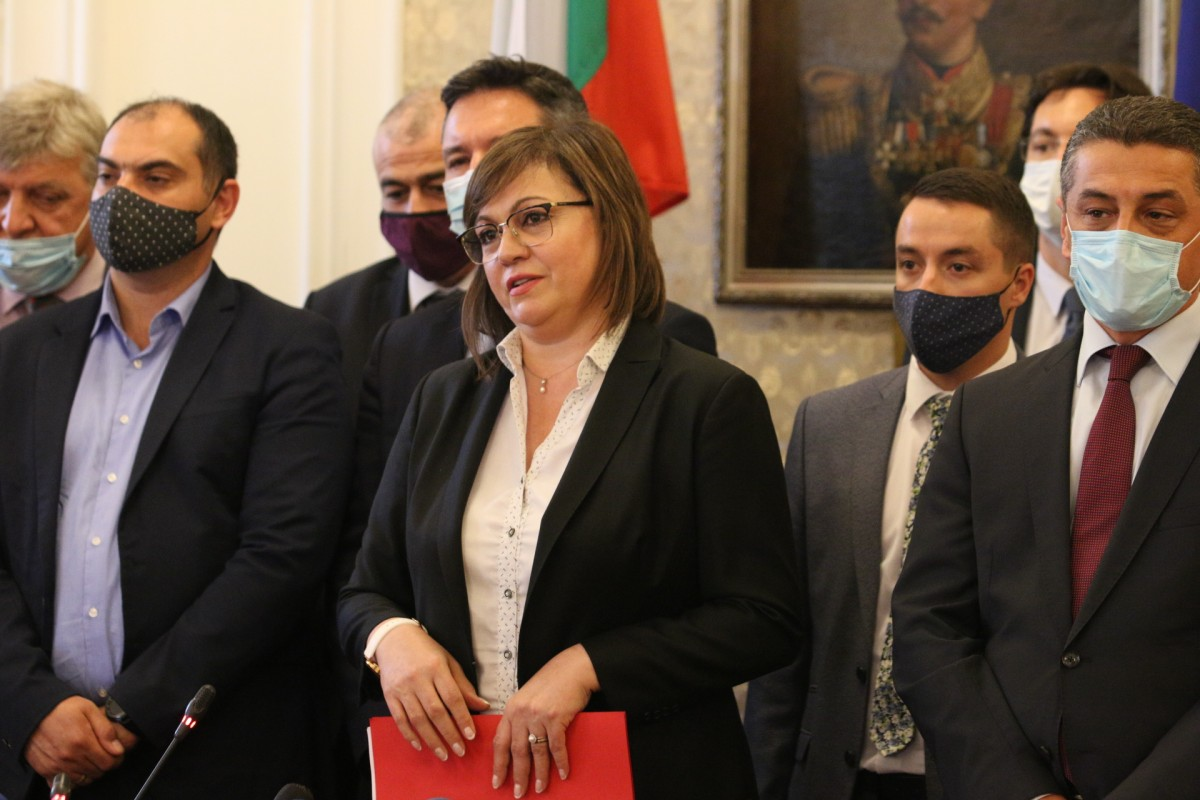 Bulgaria: BSP files motion of censure against the Government