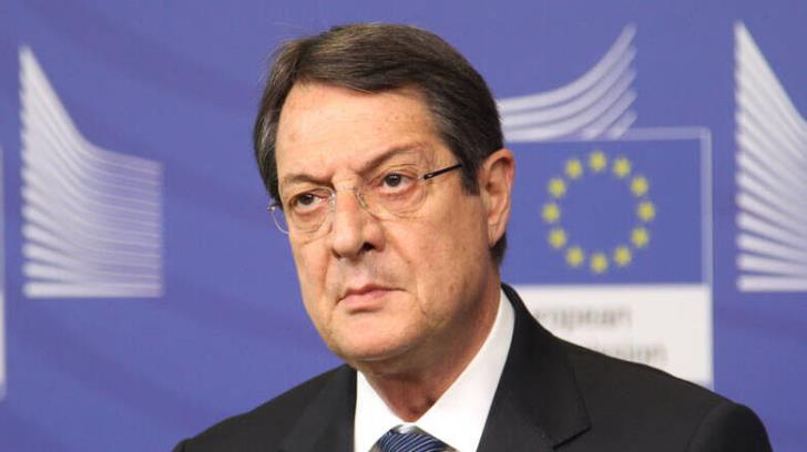 Cyprus: Anastasiades heads to Brussels on Thursday, will meet with Merkel