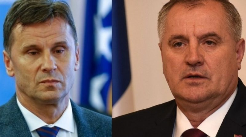 BiH: High officials infected with coronavirus