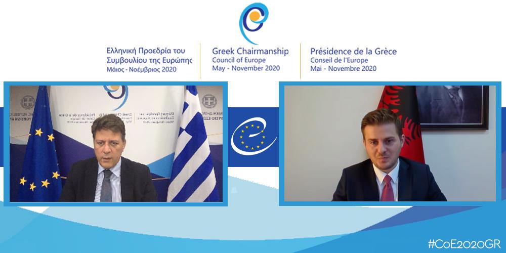 Greece: Varvitsiotis contacts Cakaj