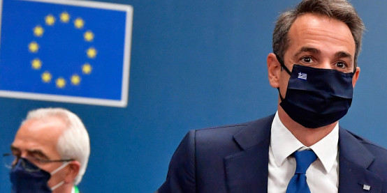 Greece: The Greek Prime Minister called for clear options for strict sanctions to Turkey
