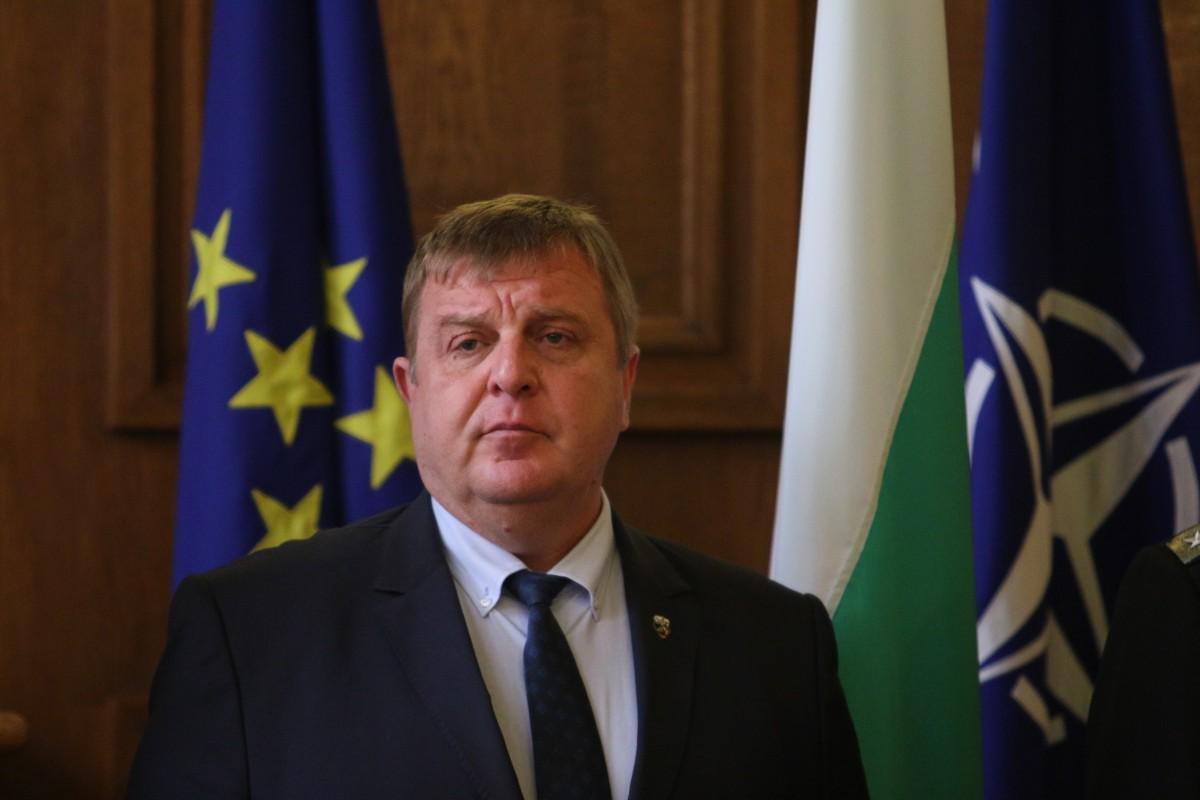 Karakachanov: The new Government could not include Borissov