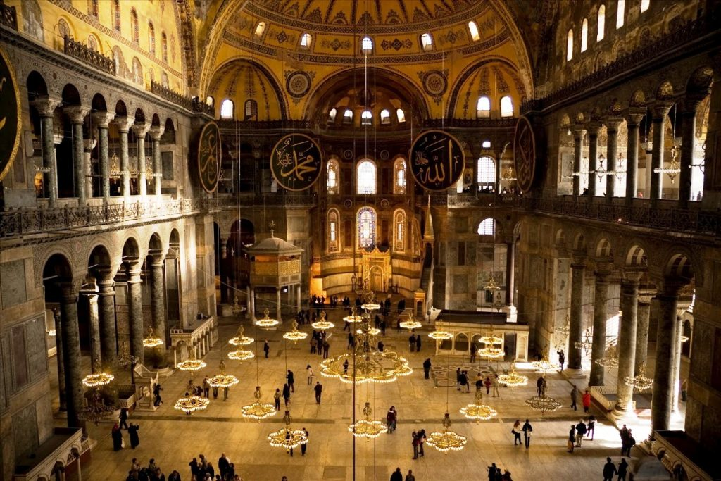 Turkey: Erdogan and Peskov agree that Hagia Sophia decision is an internal affair