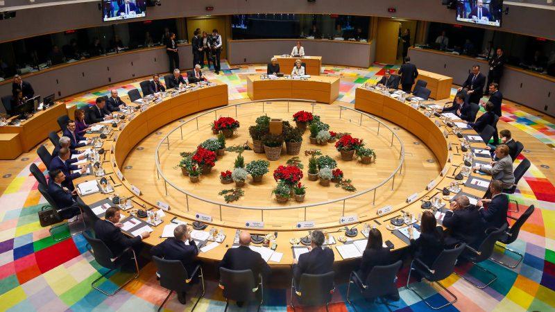 EU: European leaders reach agreement