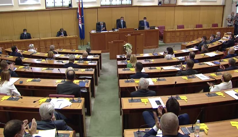 Croatia: Gordan Jandroković was elected Parliamentary Speaker for second consecutive term