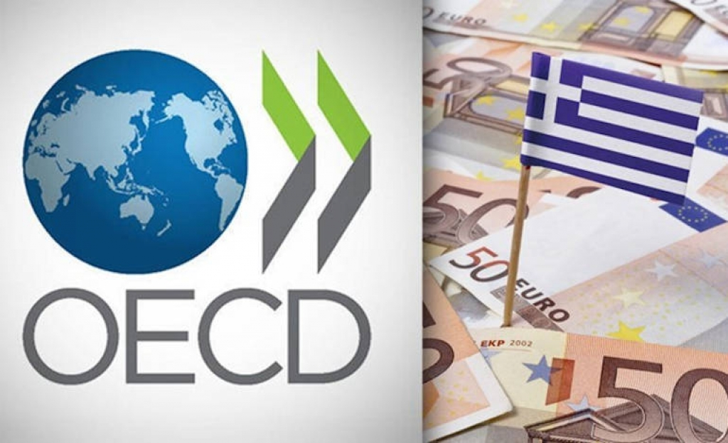 Greece: Nightmarish recession projections by OECD