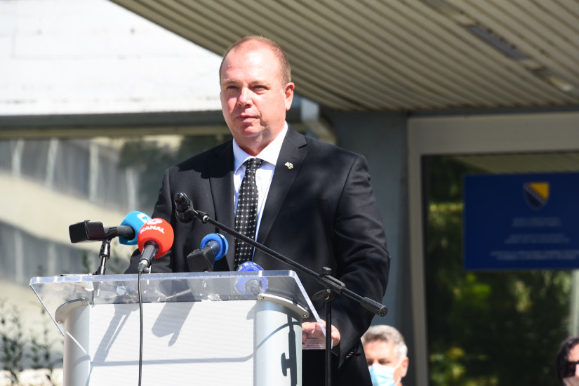 BiH: US expert joins Sarajevo Canton anti-corruption team