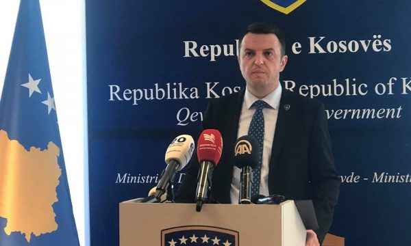 Kosovo: EU, UK, Germany, Italy and OSCE to endorse judicial control principles