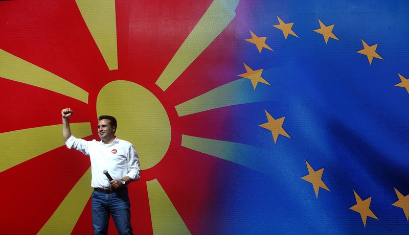 North Macedonia: Parties have started negotiations for the formation of a new Government