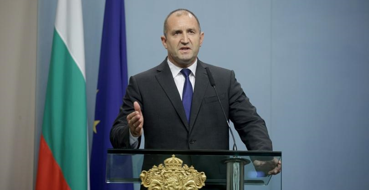 Radev: Protests pave the way for Bulgaria's future