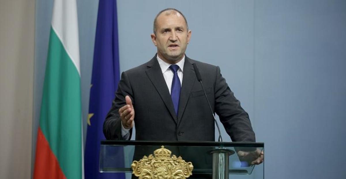 Radev: Borissov to run for President