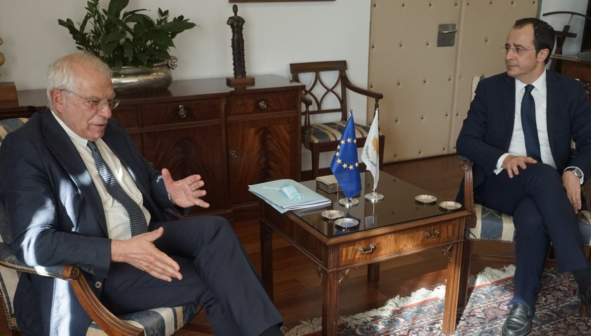 Cyprus: Christodoulides, Borrell spoke over the phone