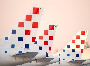 Croatia: National air company in dispute with Ryanair