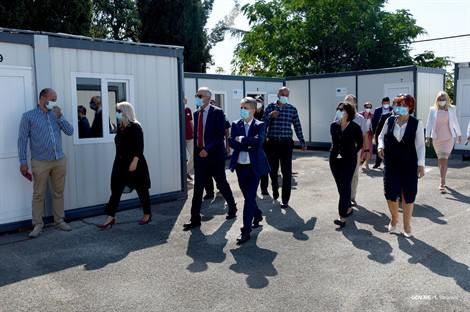 Montenegro inaugurates New Reception Centre for Migrants and Asylum Seekers