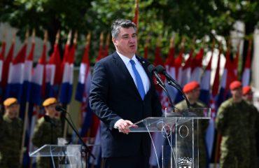 Croatia is not same state it was 25 years ago, President Milanović says