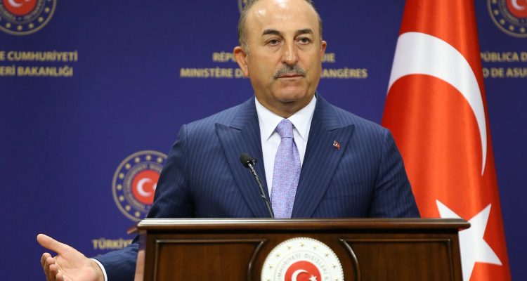 """Cavusoglu: """"We will prove in practice that the agreement between Greece and Egypt is invalid"""""""