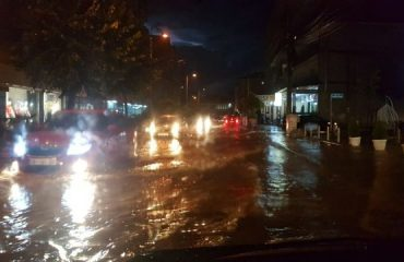 Kosovo: Situation under control following yesterday's thunderstorm