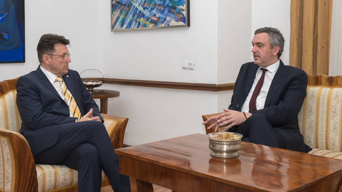Croatia and Serbia plan to intensify economic cooperation