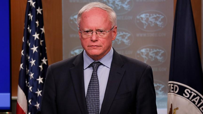 Turkey: US Special Representative for Syria James Geffrey to visit Istanbul and Ankara