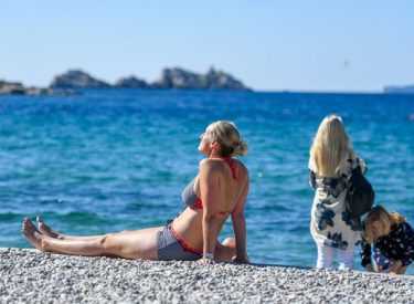 Croatia: Number of tourists in August smaller by almost 45% compared with last year