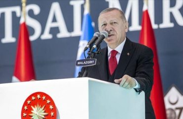 "Erdogan: ""Turkey has no plans involving the territory, sovereignty or interests of any other country"""
