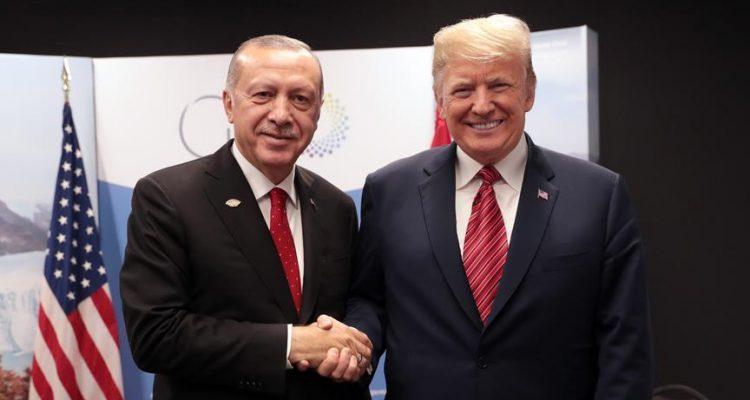 Turkey: Erdogan and Trump speak over the phone