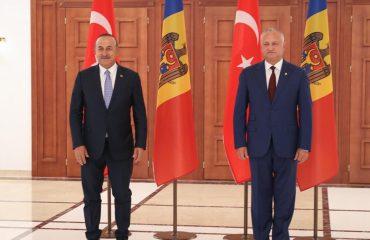 Turkey: Çavuşoğlu meets with Moldovan political and state leadership