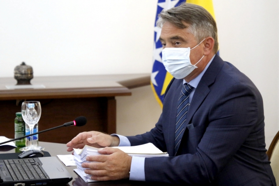 BiH: Partial consensus regarding migrants within the Presidency