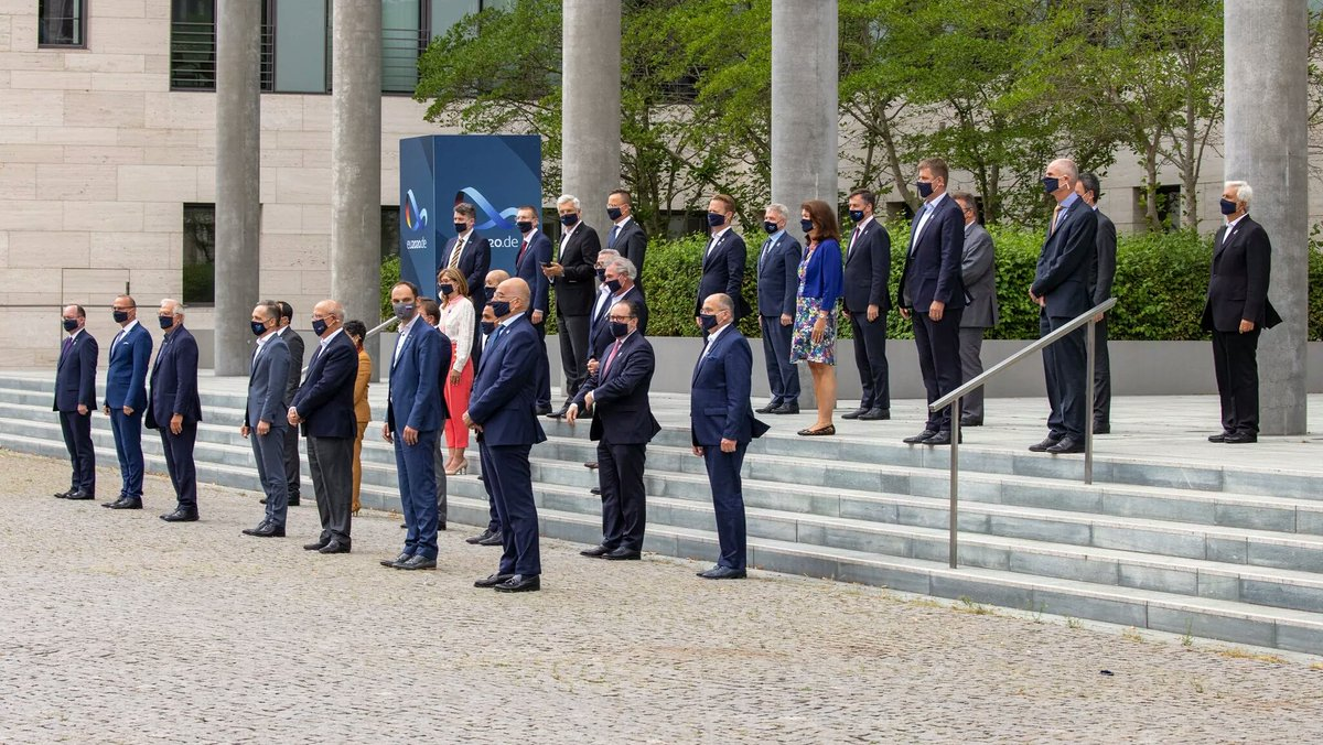 EU: Foreign Ministers express solidarity with Greece and Cyprus at Gymnich-Sanctions against Turkey postponed