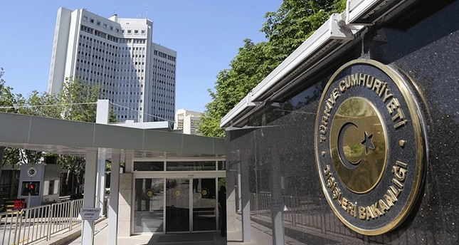 Turkey: Turkish Foreign Ministry reacted strongly to the partial lifting of arms embargo on Cyprus