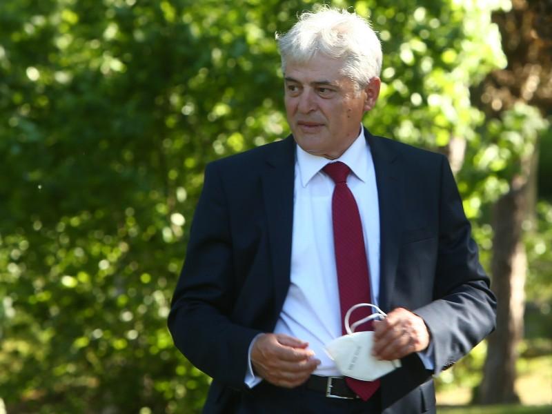 North Macedonia: Ahmeti still in Pristina for his testimony