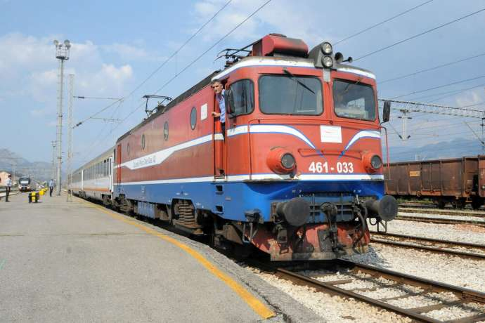 Montenegro: Bar–Belgrade–Bar train back on the tracks