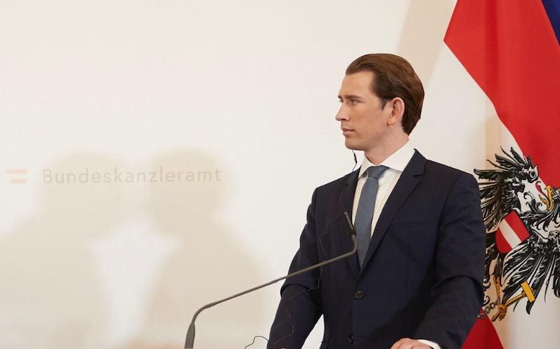 Slovenia: Kurz to visit Slovenia tomorrow