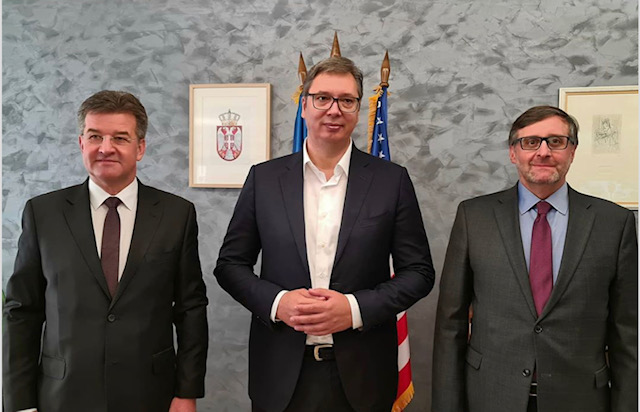 Serbia: Most important issues are ahead of us, Vucic claims