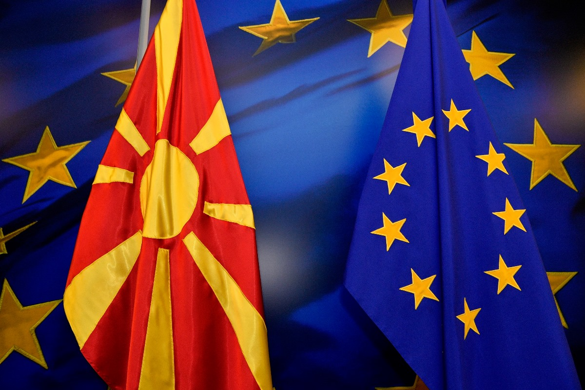 North Macedonia: Macron, Pompeo send congratulatory messages on the occasion of Independence Day